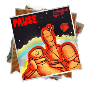 Comrade quest pause menu WIP