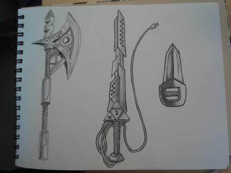 lewoczko_weapons Rough