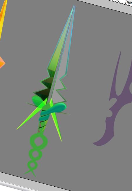 swords WIP